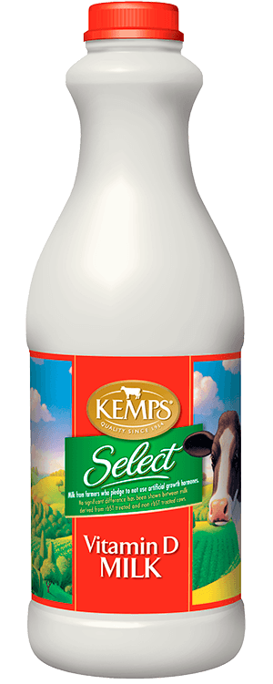 Whole Select Milk (Plastic Quart)