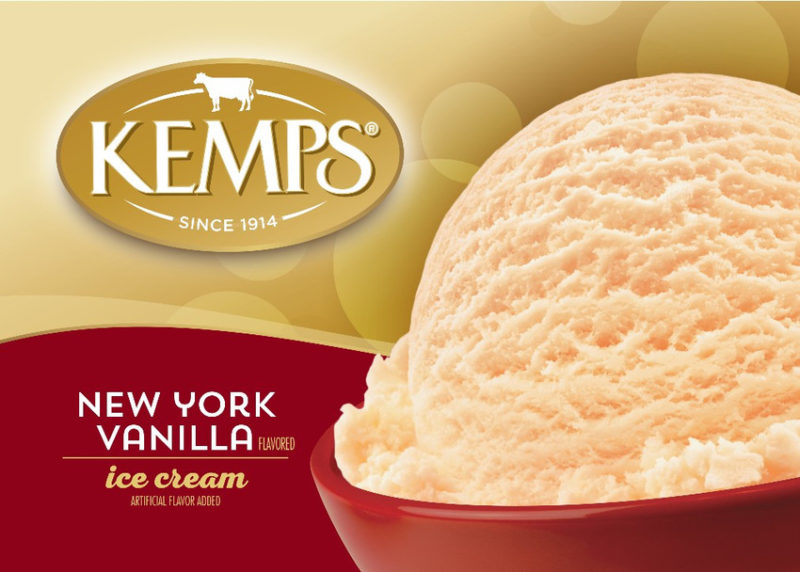 (56 oz.) New York Vanilla Ice Cream