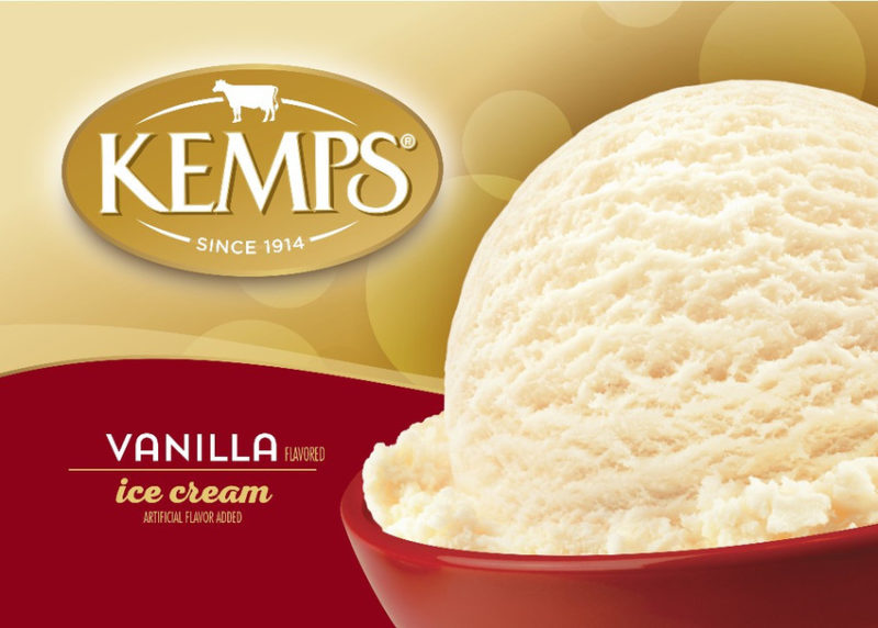 (56 oz.) Vanilla Ice Cream