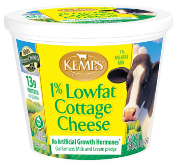 1% Lowfat Cottage Cheese (16 oz.)