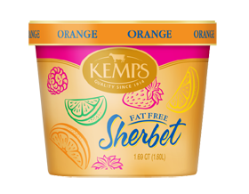 Sherbet Orange (54 oz.)
