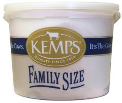 (132 oz. Pail) Neapolitan Reduced Fat Ice Cream