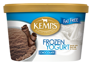 Fat Free Chocolate Frozen Yogurt (1.5qt.)