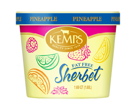 Sherbet Pineapple (54 oz.)