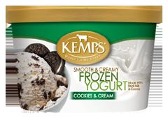 Cookies & Cream Frozen Yogurt (1.5qt.)