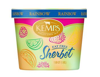 Sherbet Rainbow (54 oz.)