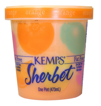 Sherbet Orange (Pint)