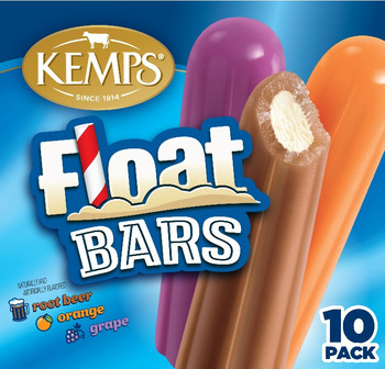 (10 Pack) Kemps Float Bars