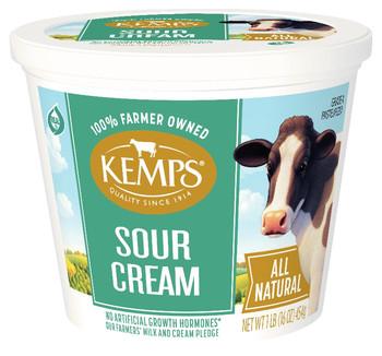 Cultured Sour Cream (16 oz.)