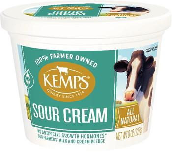 Cultured Sour Cream (8 oz.)