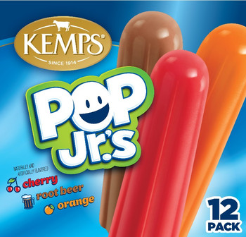 (12 Pack) Kemps Pop Jr.'s