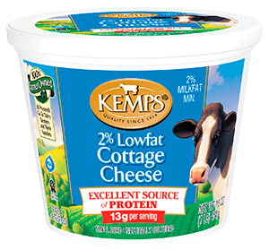 2% Low Fat Cottage Cheese (16 oz.)