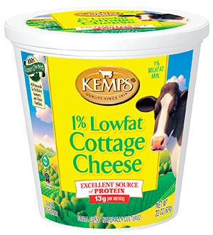 1% Low Fat Cottage Cheese (22 oz.)
