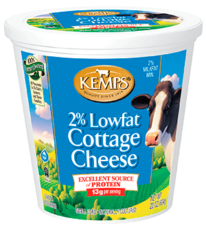 2% Low Fat Cottage Cheese (22 oz.)