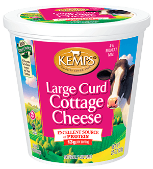 Large Curd Cottage Cheese (22 oz.)