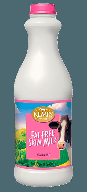 Fat Free Skim Milk (Plastic Quart)