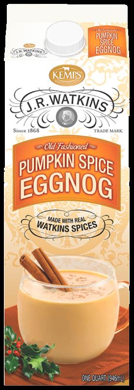 J.R. Watkins Pumpkin Spice Eggnog (Paper Quart)