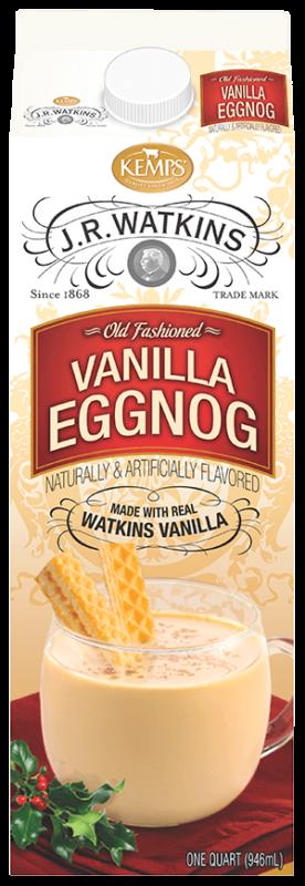 J.R. Watkins Vanilla Eggnog (Paper Quart)