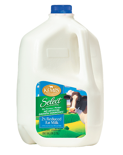 2% Reduced Fat Select Milk (Plastic Gallon)