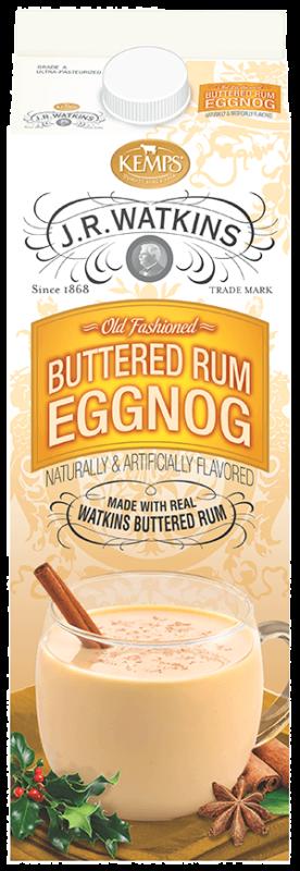 J.R. Watkins Buttered Rum Egg Nog (Paper Quart)