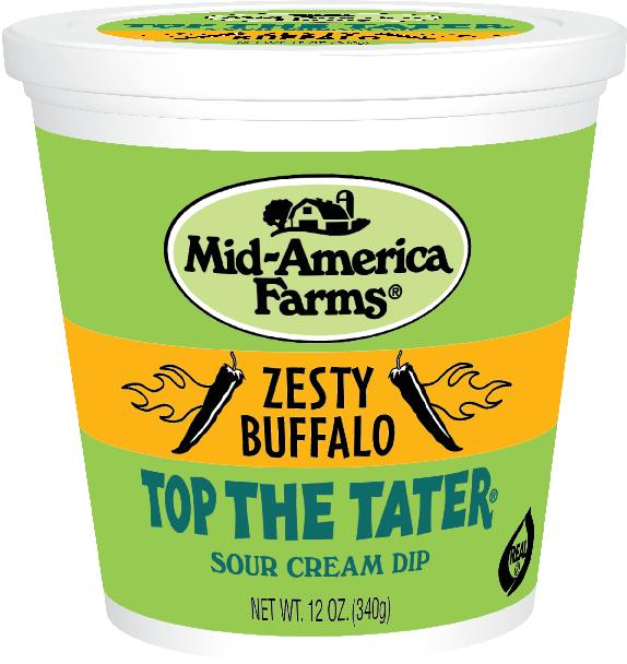 Top the Tater Zesty Buffalo (12 oz.)