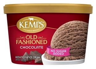 (1.5 qt.) No Sugar Added Chocolate Ice Cream