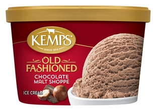 (1.5 qt.) Old Fashioned Malt Shop Chocolate Ice Cream