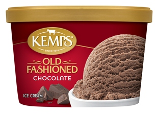 (1.5 qt.) Old Fashioned Chocolate Ice Cream