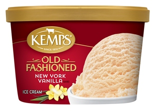 (1.5 qt.) Old Fashioned New York Vanilla Ice Cream