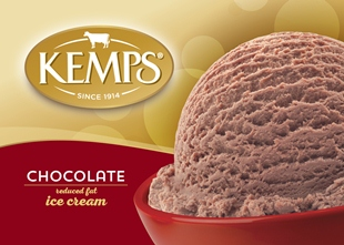 (56 oz.) Chocolate Reduced Fat Ice Cream