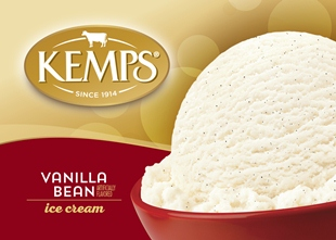 (56 oz.) Vanilla Bean Ice Cream