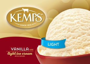(56 oz.) Vanilla Light Ice Cream