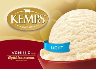 (56 oz.) Vanilla Light Ice Cream