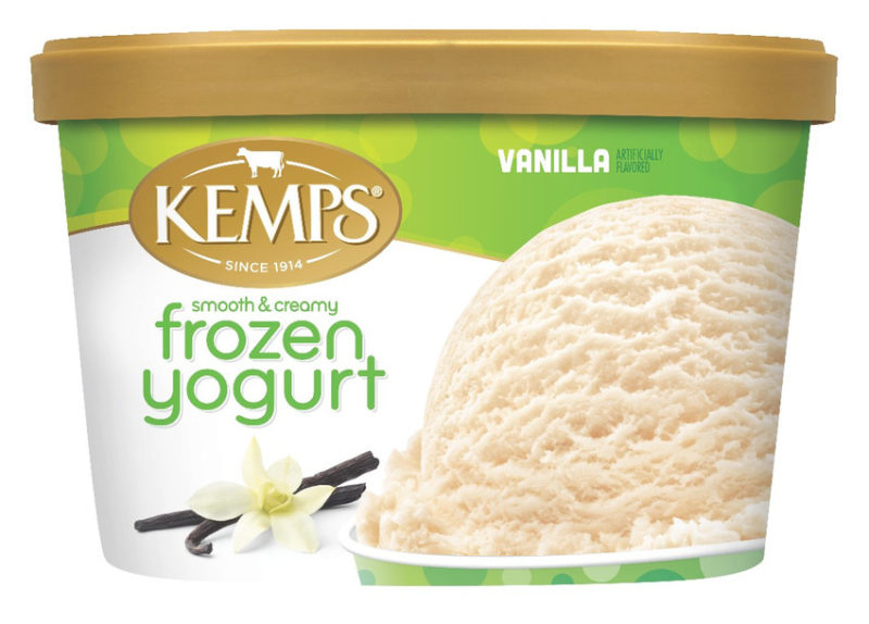 Vanilla Frozen Yogurt (1.5qt.)