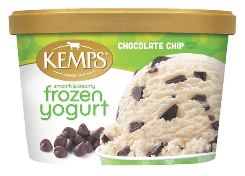 Chocolate Chip Frozen Yogurt (1.5qt.)