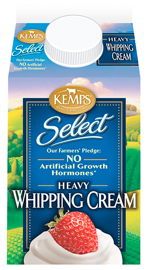 Select Heavy Whipping Cream Fresh Pint