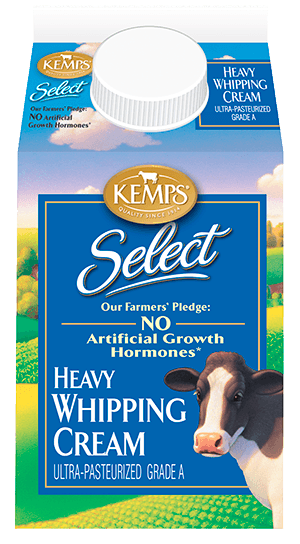 Select Heavy Whipping Cream UHT (pint)
