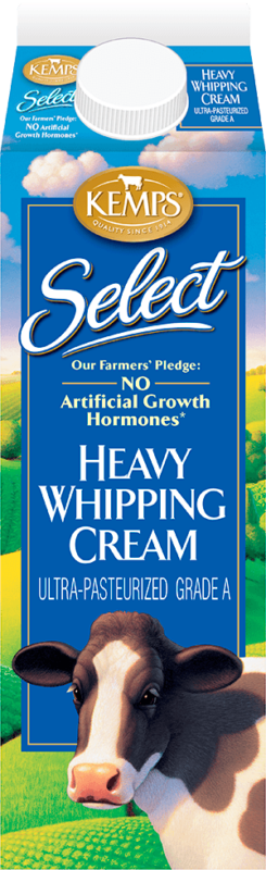 Select Whipping Cream UHT (quart)