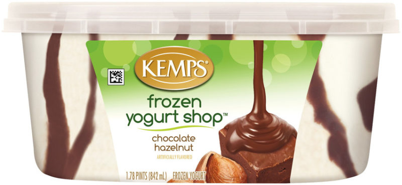 Frozen Yogurt Shop Chocolate Hazelnut (30oz.)