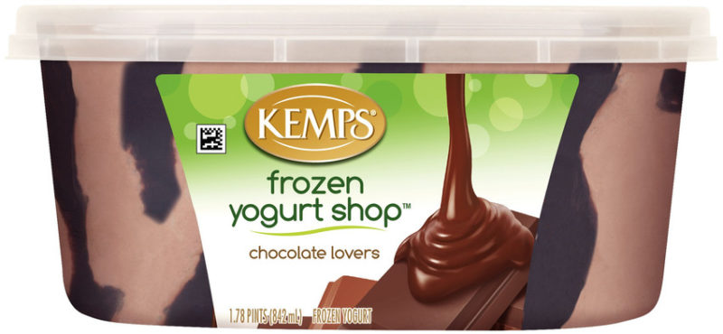Frozen Yogurt Shop Chocolate Lovers (30oz.)