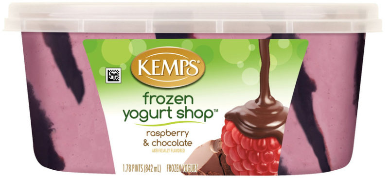 Frozen Yogurt Shop Raspberry and Chocolate (30oz.)