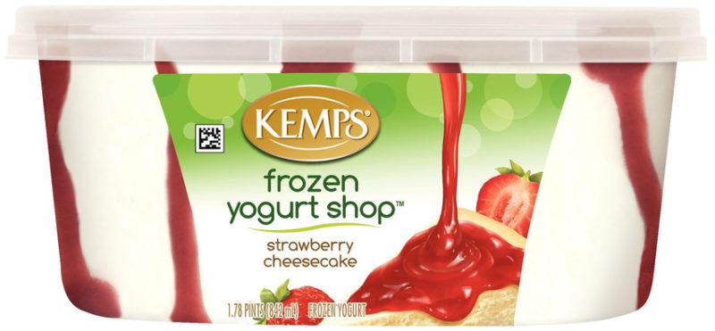 Frozen Yogurt Shop Strawberry Cheesecake (30oz.)