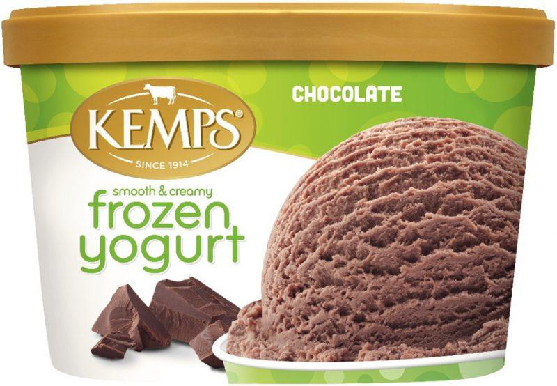 Low Fat Chocolate Frozen Yogurt (1.5qt.)