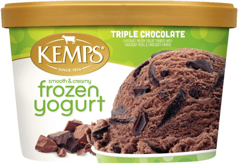 Triple Chocolate Frozen Yogurt (1.5qt.)