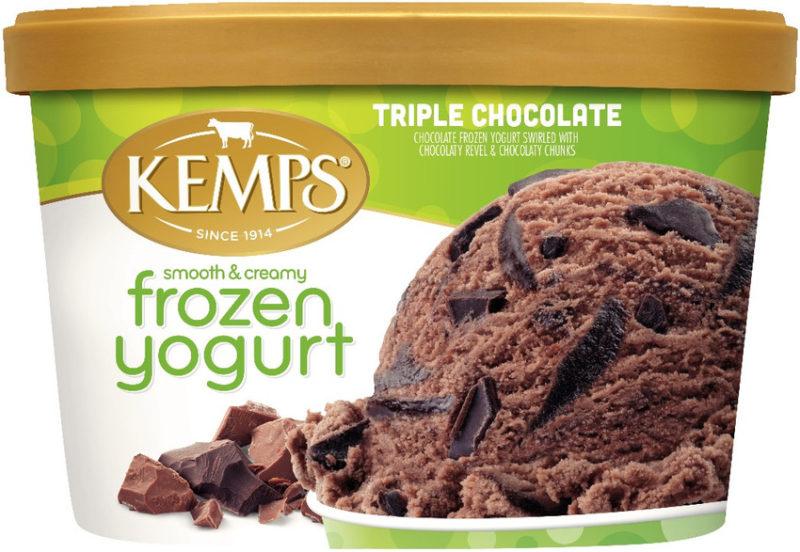 Triple Chocolate Frozen Yogurt (1.5qt.)