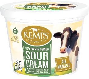 Cultured Sour Cream (8 oz.)