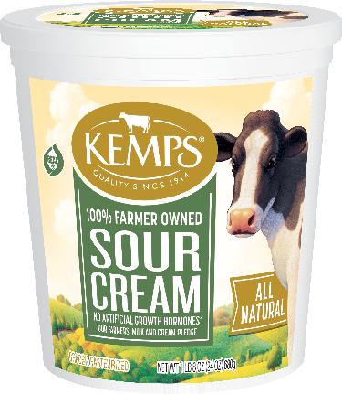 Cultured Sour Cream (24 oz.)
