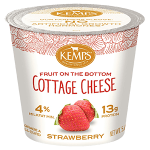 Cottage Cheese Single Serve Strawberry (5.3 oz.)