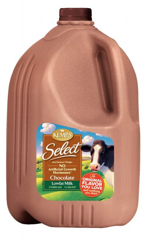 Select 1% Chocolate Gallon