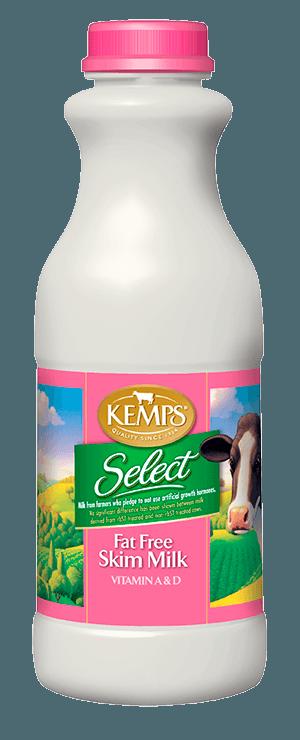 Fat Free Skim Select Milk (Plastic Pint)